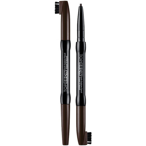 Kiss New York Professional Top Brow Auto Eyebrow Pencil - Brown [Beauty]