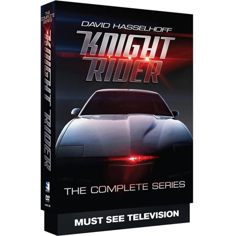 Knight Rider - The Complete Series [DVD Box Set]