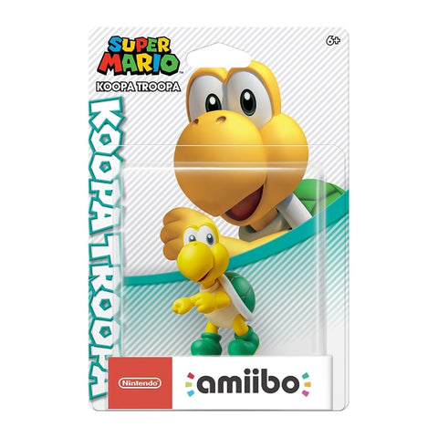 Koopa Troopa Amiibo - Super Mario Series [Nintendo Accessory]