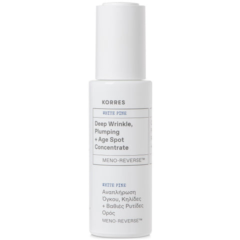 Korres White Pine Meno-Reverse Deep Wrinkle, Plumping + Age Spot Concentrate - 40mL [Beauty]