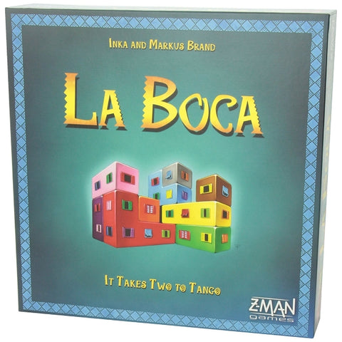 La Boca [Board Game, 3-6 Players]