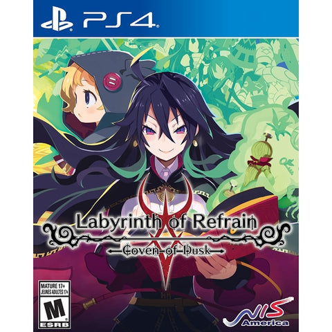Labyrinth of Refrain: Coven of Dusk [PlayStation 4]