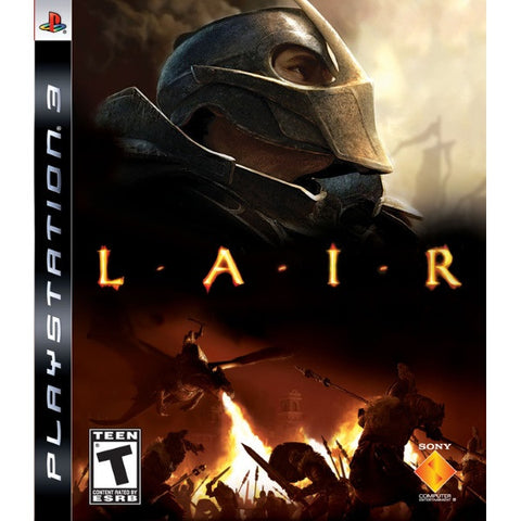 Lair [PlayStation 3]