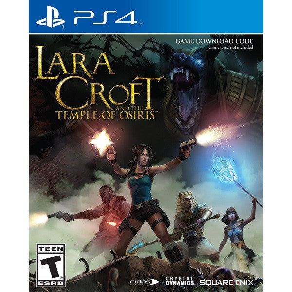 Lara Croft and the Temple of Osiris + Season Pass [PlayStation 4]