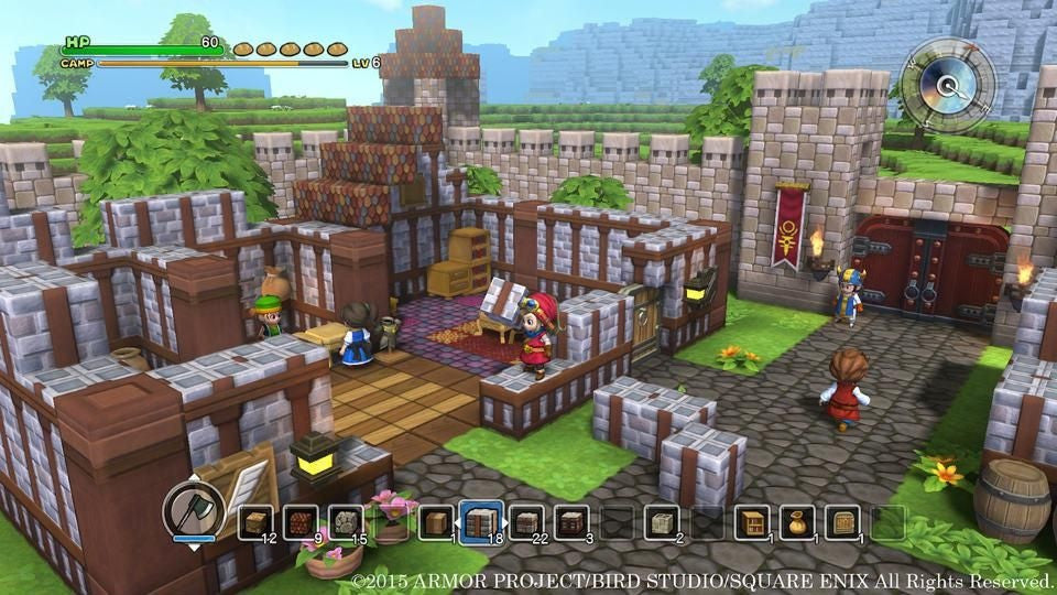Dragon Quest Builders - Day One Edition [PlayStation 4]