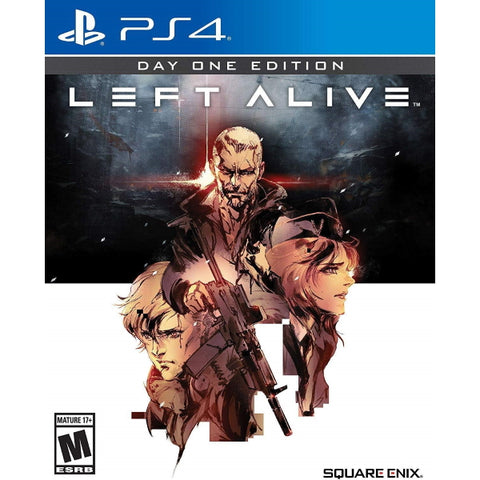Left Alive - Day One Edition [PlayStation 4]
