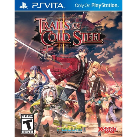The Legend of Heroes: Trails of Cold Steel II [Sony PS Vita]
