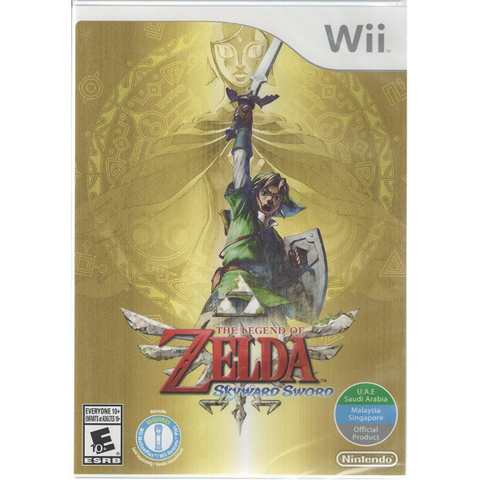 The Legend of Zelda: Skyward Sword [Nintendo Wii]