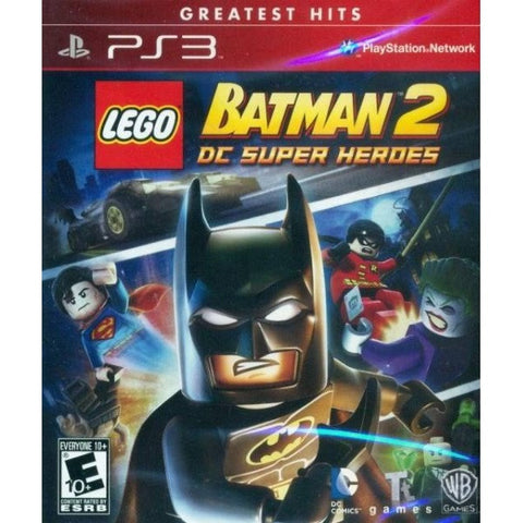 LEGO Batman 2: DC Super Heroes [PlayStation 3]