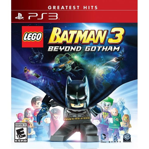 LEGO Batman 3: Beyond Gotham [PlayStation 3]