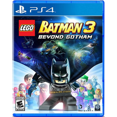 LEGO Batman 3: Beyond Gotham [PlayStation 4]