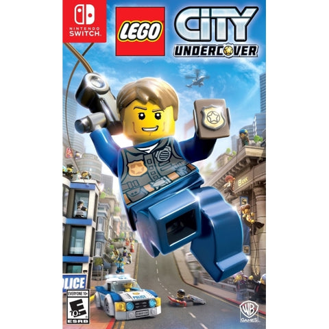 LEGO City: Undercover [Nintendo Switch]