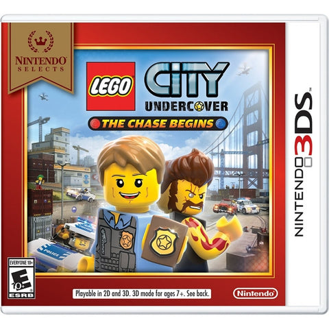 LEGO City Undercover: The Chase Begins [Nintendo 3DS]