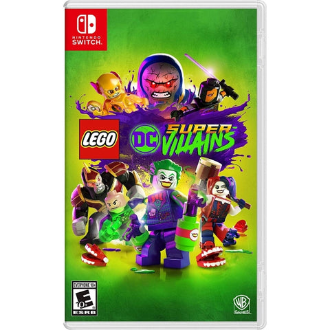 LEGO DC Super-Villains [Nintendo Switch]