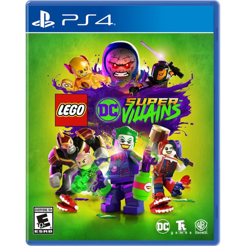 LEGO DC Super-Villains [PlayStation 4]