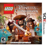 LEGO Pirates of the Caribbean: The Video Game [Nintendo 3DS]