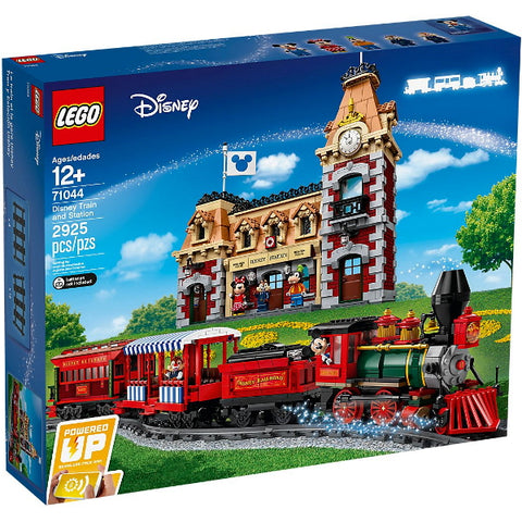 LEGO Disney: Disney Train and Station - 2925 Piece Building Set [LEGO, #71044, Ages 12+]