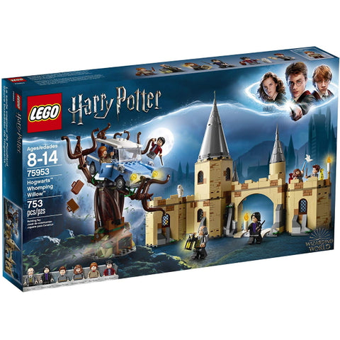 LEGO Harry Potter: Hogwarts Whomping Willow - 753 Piece Building Set [LEGO, #75953, Ages 8-14]