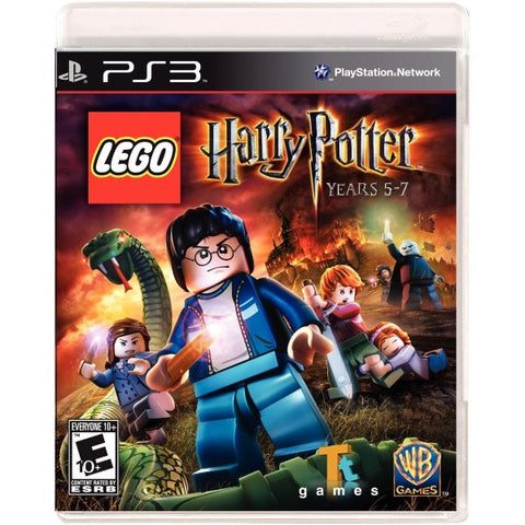 LEGO Harry Potter: Years 5-7 [PlayStation 3]