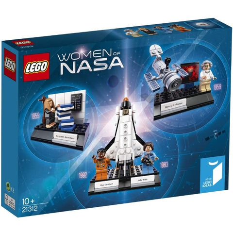LEGO Ideas: Women of NASA - 231 Piece Building Set [LEGO, #21306, Ages 10+]