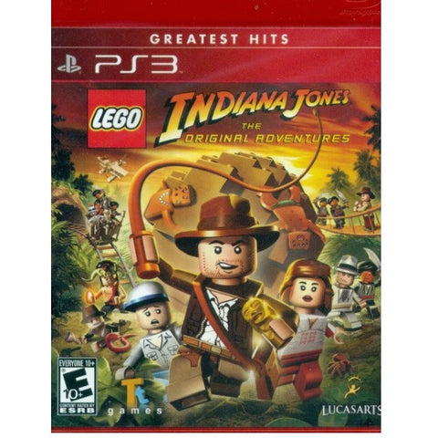 LEGO Indiana Jones: The Original Adventures [PlayStation 3]