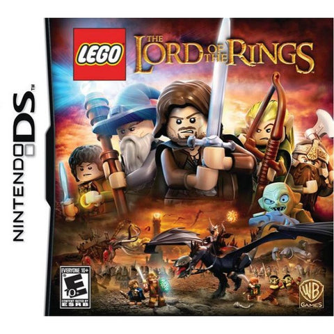 LEGO The Lord of the Rings [Nintendo DS DSi]