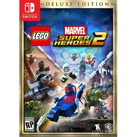 LEGO Marvel Super Heroes 2 - Deluxe Edition [Nintendo Switch]