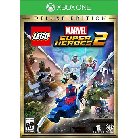 LEGO Marvel Super Heroes 2 - Deluxe Edition [Xbox One]