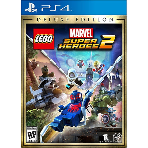 LEGO Marvel Super Heroes 2 - Deluxe Edition [PlayStation 4]