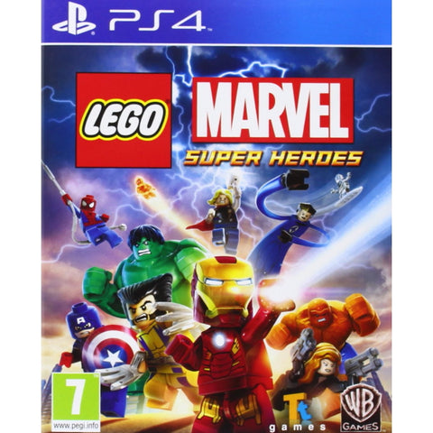 LEGO Marvel Super Heroes [PlayStation 4]