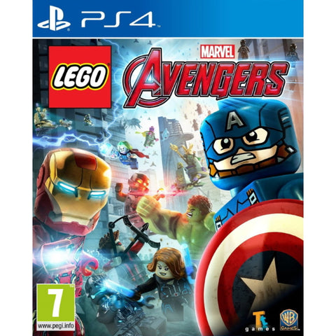 LEGO Marvel's Avengers [PlayStation 4]