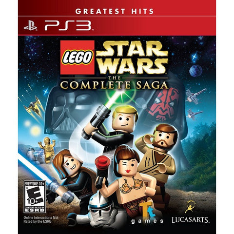 LEGO Star Wars: The Complete Saga [PlayStation 3]