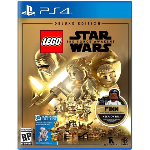 LEGO Star Wars: The Force Awakens - Deluxe Edition [PlayStation 4]