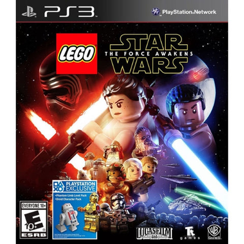 LEGO Star Wars: The Force Awakens [PlayStation 3]
