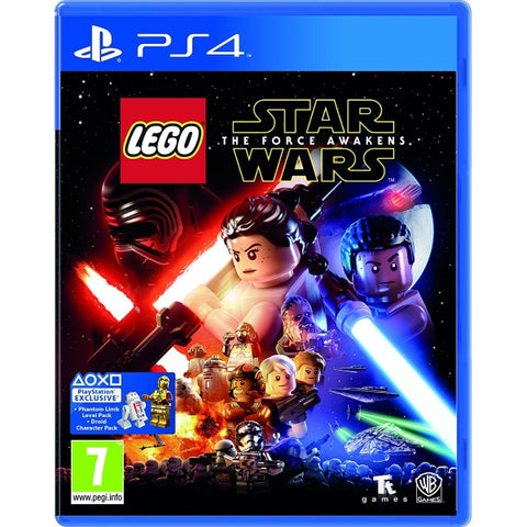 LEGO Star Wars: The Force Awakens [PlayStation 4]