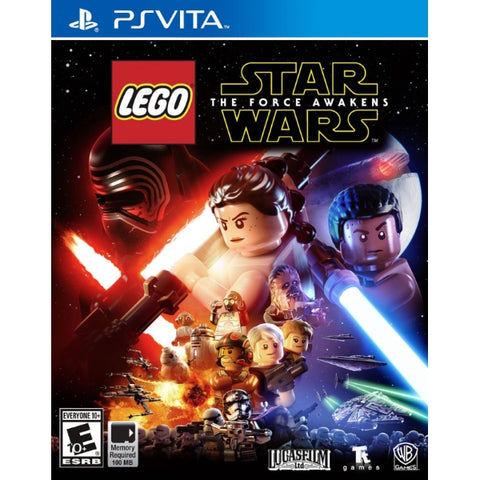 LEGO Star Wars: The Force Awakens [Sony PS Vita]