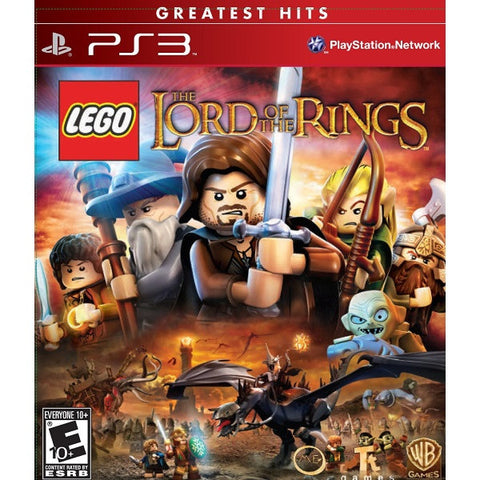 LEGO The Lord of the Rings [PlayStation 3]