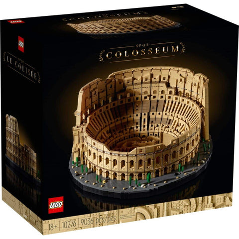 LEGO Creator Expert: Colosseum - 9036 Piece Building Kit [LEGO, #10276, Ages 18+]