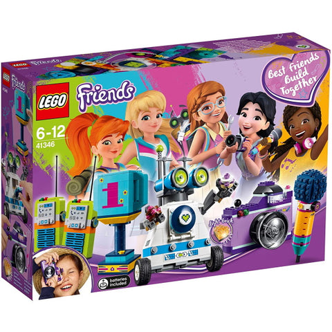 LEGO Friends: Friendship Box - 563 Piece Building Kit [LEGO, #41346, Ages 6-12]