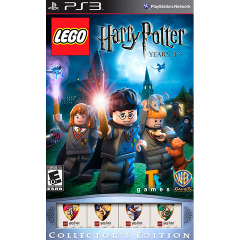Lego Harry Potter: Years 1-4 - Collector's Edition [PlayStation 3]