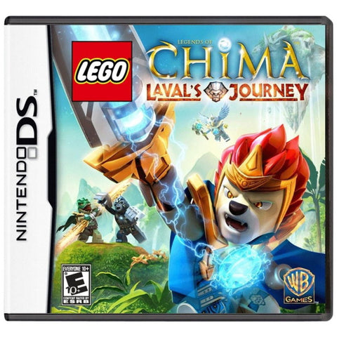 LEGO Legends of Chima: Laval's Journey [Nintendo DS DSi]