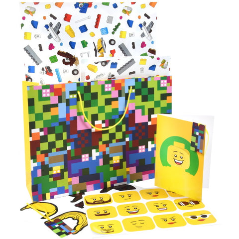 LEGO Gift Set: VIP Exclusive Wrapping Paper [LEGO, #5006008, Ages 6+]