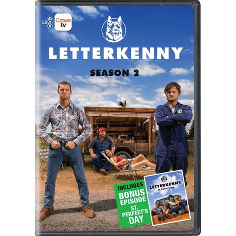 Letterkenny - Season 2 [DVD Box Set]