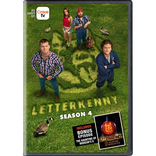 Letterkenny: Season 4 [DVD Box Set]
