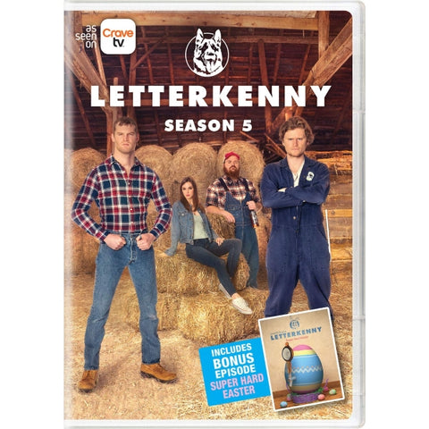 Letterkenny: Season 5 [DVD Box Set]