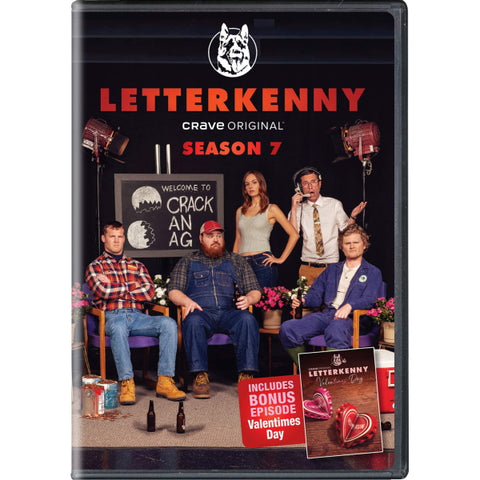 Letterkenny: Season 7 [DVD Box Set]