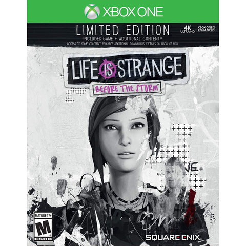 Life is Strange: Before The Storm - Limited Edition [Xbox One]