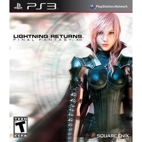 Lightning Returns: Final Fantasy XIII [PlayStation 3]