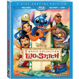 Disney's Lilo & Stitch [Blu-Ray 2-Movie Collection]