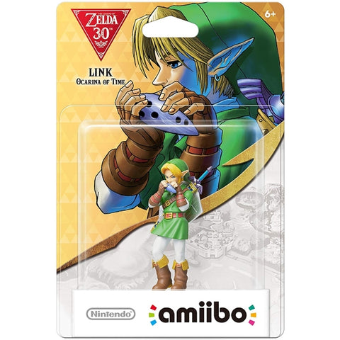 Link (Ocarina of Time) Amiibo - 30th Anniversary The Legend of Zelda Series [Nintendo Accessory]